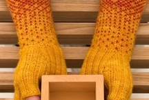 Gloves/Mittens / by Yorkshire Yarns