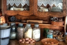 Grandma's House  / Vintage household items & childhood memories. / by J. Jensen