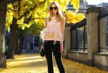 Favorite Fashion ideas/styles / by Patrycja Bar