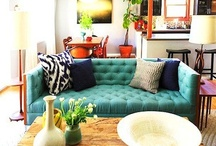 At Home | Decor & Design I Love / by The Lovely Side | Jessica Hansen