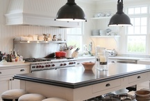 kitchens / by Carey Provost