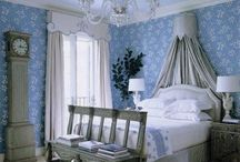 Blue & White Home III / A gathering of ideas in blue and white, for home, for a life style.  / by L i l y O a k e