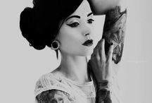 Tattoo inspiration / by Elizabeth Finley
