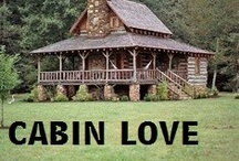 CABINS-COTTAGES-&MORE / CABINS LODGES COTTAGES AND COOL PLACES TO GO STAY FOR A QUIET TIME FROM THE CITY LIFE...OR LIVE IF UR SOOO BLESSED / by Agnes Krause