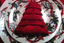 Mesas de Navidad / by silvia trallero maso