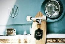Longboard / by Ferris Beauller