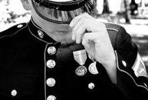 Man In Uniform / by Christa Simpson
