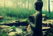 Namaste  / नमस्ते  (Namasté) OM Shanti ∞ ॐ ∞  / by ♦️Harley Q♦️