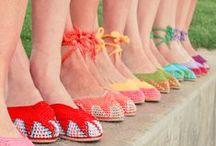 schoenen en slofjes, footwear / by Marianne Temming