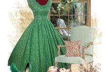 dresses I like / by Marianne Temming