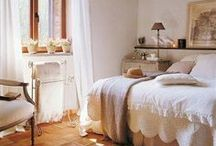 Home: Bedrooms / by Hanna Person
