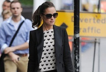 Pippa Middleton Coats and Jackets / by Anastasia