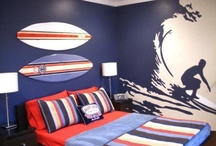 Boy Bedroom Decorating Ideas / by Kids Bedroom Decorating Ideas