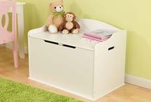 Kids Bedroom Storage / by Kids Bedroom Decorating Ideas
