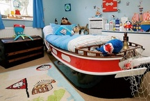 Toddler Beds / by Kids Bedroom Decorating Ideas