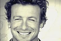 Simon Baker / by Anastasia
