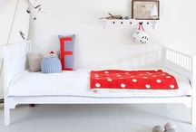 Theme: Scandinavian  / by Kids Bedroom Decorating Ideas