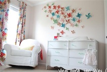 DIY Nursery Ideas / by Kids Bedroom Decorating Ideas