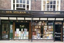 Rare Book Shops / So much more than Amazon!  / by Ken Spelman Books Ltd - [Tony Fothergill]