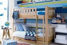 Boys Shared Bedroom / by Kids Bedroom Decorating Ideas