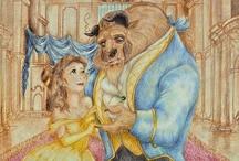Beauty and the Beast Wedding Ideas / by Amanda Ahrnsbrak