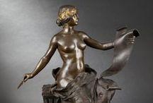 Statuette   Figure & Small Sculpture / by Agnus Dei