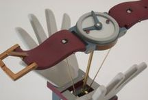"""Automata / Wonderful """"machines"""" to inspire. / by Cecile W. Morgan"""