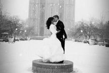 Winter Wedding Inspiration / by White Doves & Roses Weddings by Deb