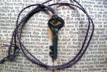 Keys and Locks / by Lindsay J. Pryor