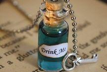 Bottles, Jars and Vials / by Lindsay J. Pryor