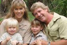 Steve Irwin..Gone To Soon / by Debby Lagendijk-Hendrikse