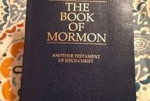 """The Book of Mormon: Another Testament of Jesus Christ / """"The Book of Mormon is the keystone in our witness of Jesus Christ.  The Book of Mormon is the keystone in the doctrine of the resurrection, and The Book of Mormon is the keystone of testimony. """" Pres. Ezra Taft Benson / by Mormon Women Stand"""