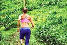 Running / by Alicia Washington