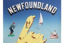 Newfoundland / by Shelley Keats