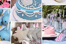 Cinderella Birthday Party  / by Sweetly Chic Events & Design