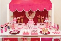 Barbie Party / by Sweetly Chic Events & Design