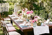 Garden Brunch / by Sweetly Chic Events & Design