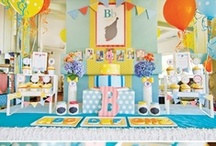 ABC Birthday Party / by Sweetly Chic Events & Design