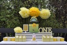 You Are My Sunshine Party / by Sweetly Chic Events & Design