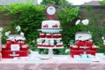 Vintage Firetruck Party / by Sweetly Chic Events & Design