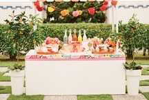 Lilly Pulitzer Inspired Bridal Shower / by Sweetly Chic Events & Design