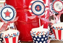 Fourth of July / by Sweetly Chic Events & Design