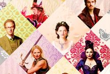 Fantasy / Mainly fantasy with a lot of OUAT / by The Doctor