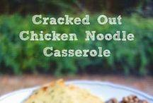 Main Course Recipes I Think My Whole Family Might Like / by Camden