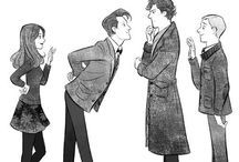 Sherlock / The consulting detective  / by The Doctor