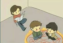 Supernatural / by The Doctor