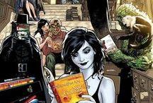 Vertigo Comics / by Isaac Stovall