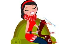 Patterns and stiches - crochet / by Alma Hernandez de Rojas