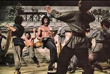 Cinephiliac: Martial Arts Theater / Wushu. Karate. Muy Thai. Capoeira. Judo. Films that largely incorporate Asian fighting systems into their narratives. / by Isaac Stovall