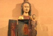 Shrine Madonna - Vierge Ouvrante / by Barbara Maryam